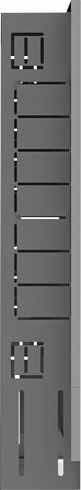 Internal collector cabinets «Lemax»